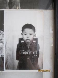 Child Prisoner, Tuol Sleng