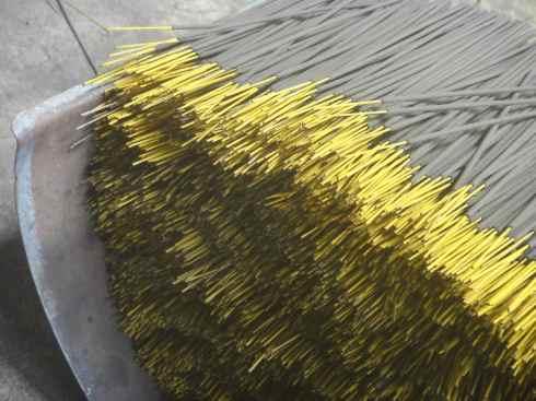 Incense drying, Hanoi, Vietnam.