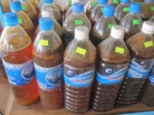 fish sauces, Laos